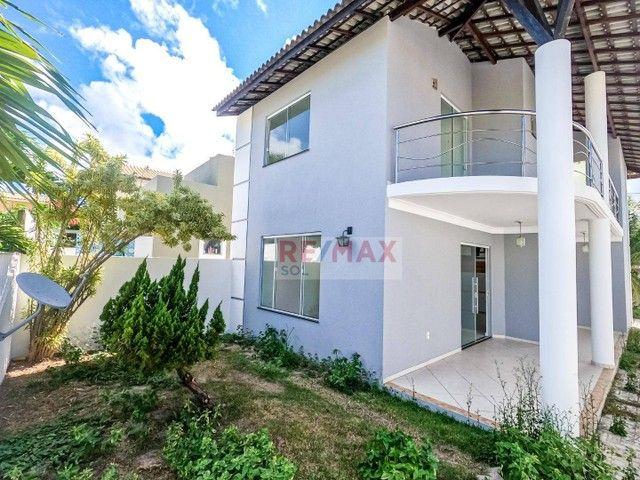 Casa cond. Aquaville com 4 quartos sendo 2 suítes, 180 m² por R$ 460.000 - Arembepe - Cama - Foto 9