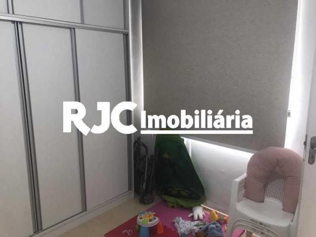 Apartamento à venda com 3 dormitórios em Rio comprido, Rio de janeiro cod:MBAP33336 - Foto 9