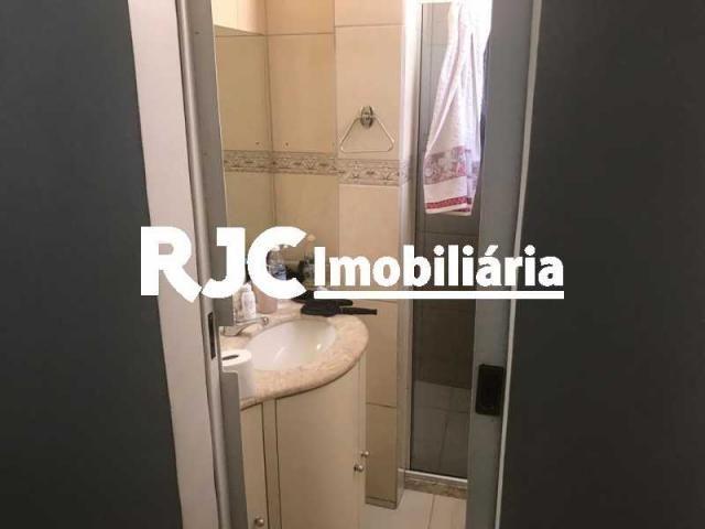 Apartamento à venda com 3 dormitórios em Rio comprido, Rio de janeiro cod:MBAP33336 - Foto 6
