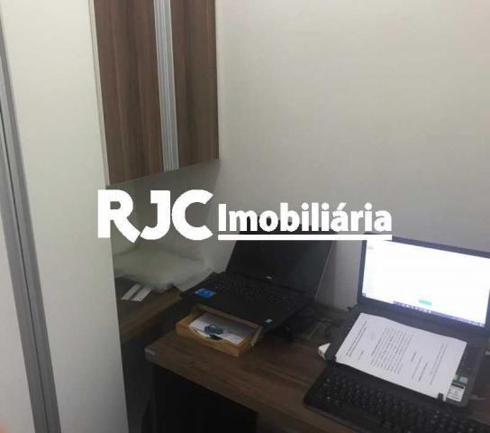 Apartamento à venda com 3 dormitórios em Rio comprido, Rio de janeiro cod:MBAP33336 - Foto 15