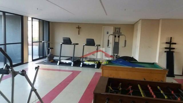 Apartamento com 3 dormitórios para alugar, 113 m² por R$ 1.800,00/mês - Fátima - Fortaleza - Foto 16