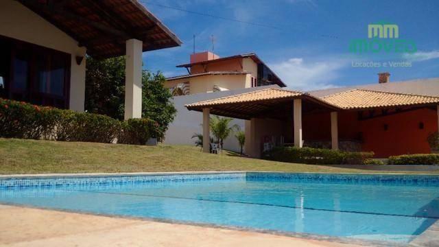 Casa com 4 dormitórios à venda, 990 m² por R$ 620.000,00 - Porto das Dunas - Aquiraz/CE