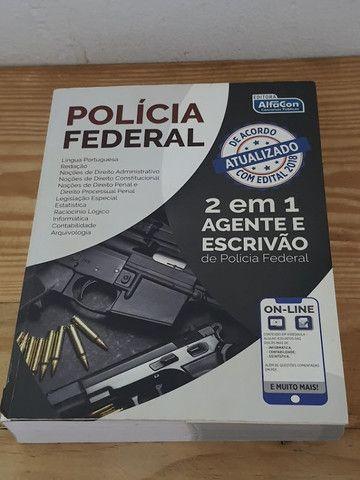 Postila Polícia Federal - Agente E Escrivão - Foto 2