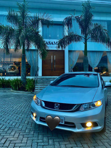 Civic 2015 automático  - Foto 3