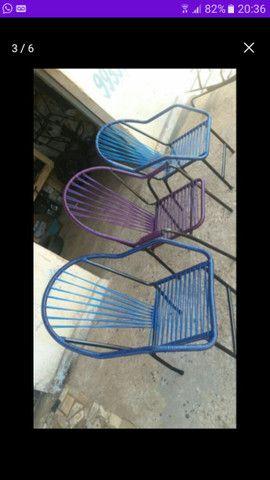 Reformas de cadeiras - Foto 2