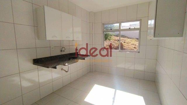 Apartamento à venda, 3 quartos, 1 suíte, 1 vaga, Santo Antônio - Viçosa/MG - Foto 2