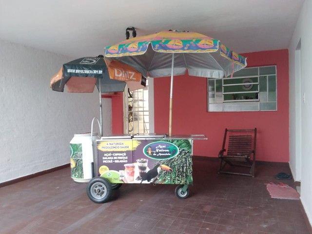Oportunidade de negócio carrinho de açaí