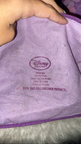 Sacola tinker Bell(sininho) da Disney  - Foto 2