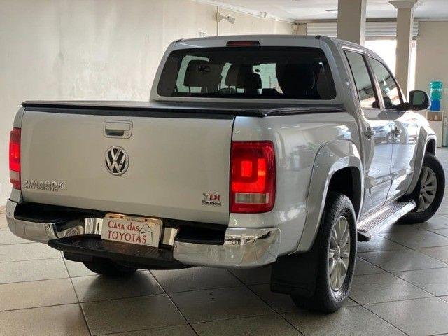 2016 Volkswagen Amarok Highline CD 2.0 4X4 Diesel AUT - Foto 4