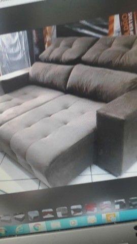 Retrátil reclinável direto da fábrica - Foto 3