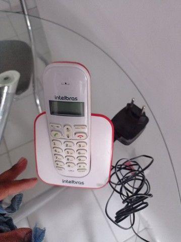 Telefone sem fio  - Foto 2