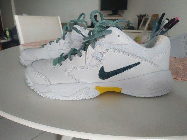 Tenis Nike Lite Court 2 Feminino Tamanho 36/37 - Foto 2