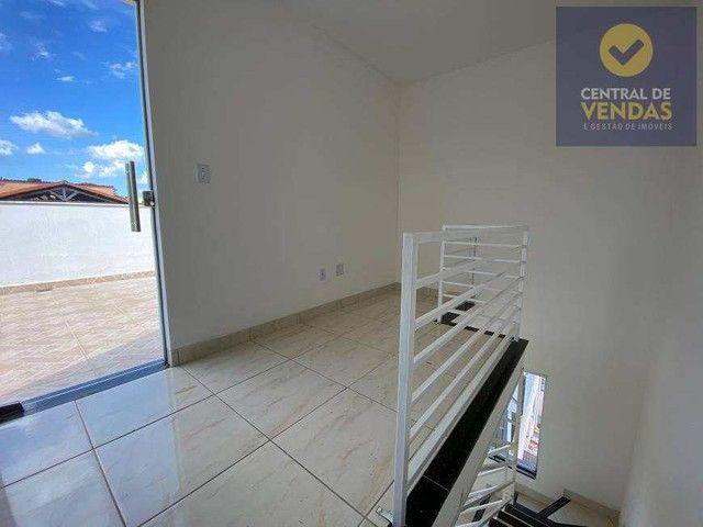 Cobertura à venda com 2 dormitórios em Céu azul, Belo horizonte cod:534 - Foto 6