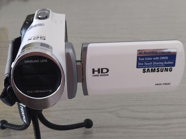 Câmera HD Samsung