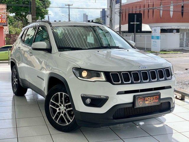 Jeep Compass sport 2019 flex extra único dono