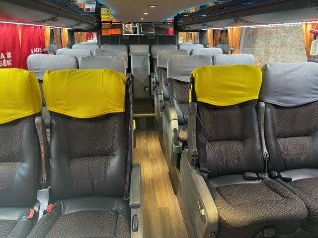 Onibus DD New G7 Scania 2018 - Foto 13