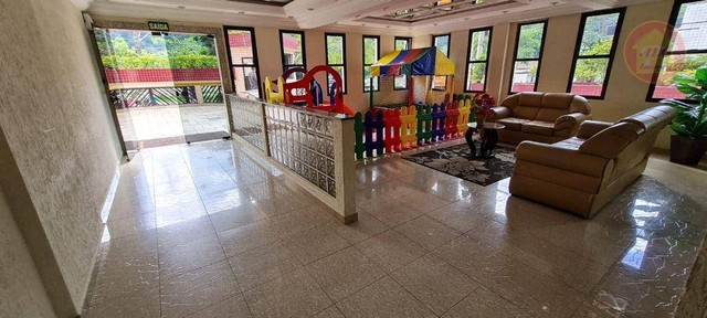 Apartamento à venda, 52 m² por R$ 220.000,00 - Canto do Forte - Praia Grande/SP - Foto 8