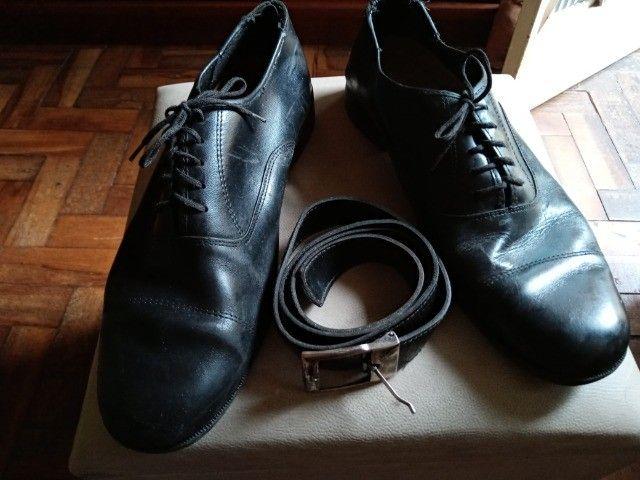 Sapato social masculino Touraflex - Tamanho 43  - Foto 4