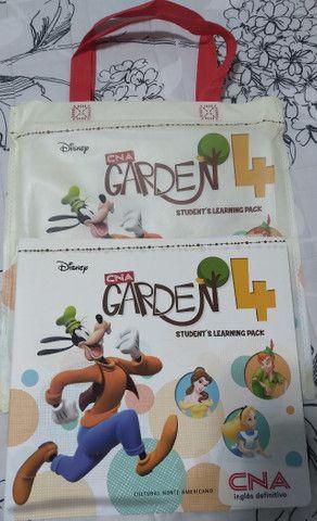 Livro de Inglês CNA Gardens 4