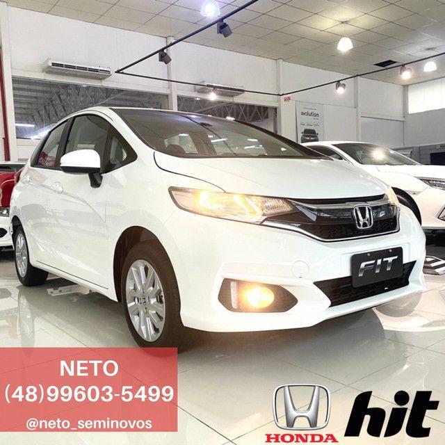 NETO - Honda Fit LX 1.5 2021/2021 - Zero Km