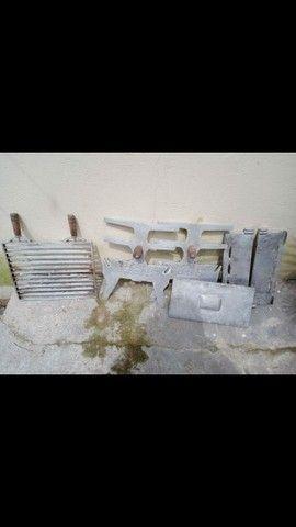 Churrasqueira de alumínio naval - Foto 2