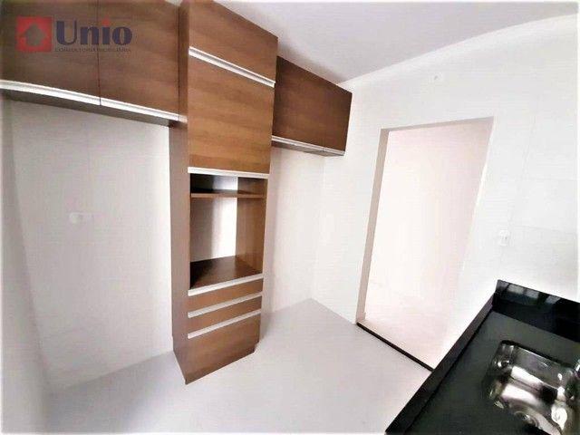 Apartamento com 3 dormitórios à venda, 72 m² por R$ 164.000 - Morumbi - Piracicaba/SP - Foto 17