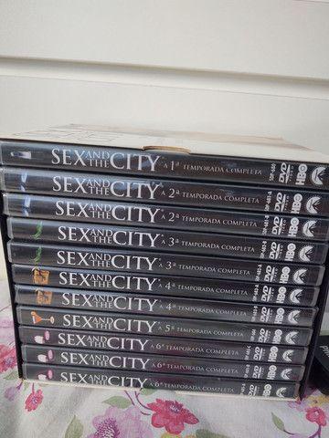 Box Dvd Sex And City - Foto 2