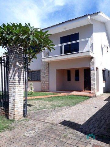 Sobrado com 4 dormitórios à venda, 200 m² por R$ 950.000,00 - Região do Lago 2 - Cascavel/