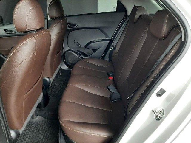 Hyundai HB20 Unique 1.0 12v Flex 2019 Extra!!! - Foto 11
