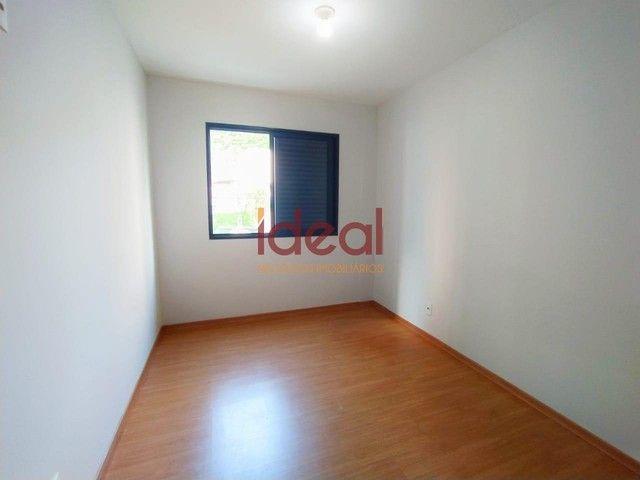 Apartamento para aluguel, 2 quartos, 1 suíte, 1 vaga, Centro - Viçosa/MG - Foto 9