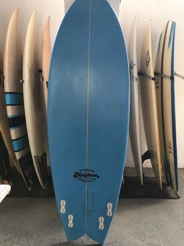 Prancha de surfe lost mayhem - Foto 2