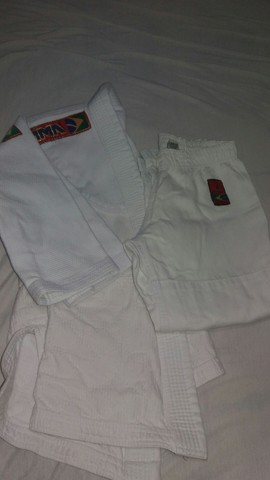 Kimono Branco  - Foto 4