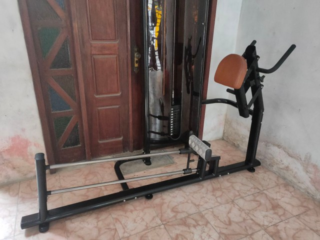 Máquina de Gluteo Linear