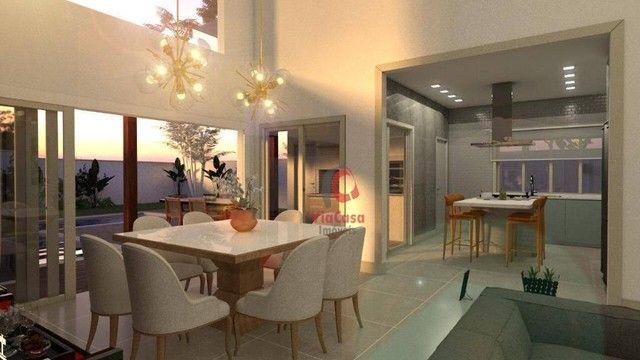 Casa com 4 Quartos Sendo 3 Suítes à venda, 220 m² por R$ 890.000 - Extensão do Bosque - Ri - Foto 8