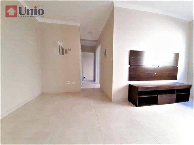 Apartamento com 3 dormitórios à venda, 72 m² por R$ 164.000 - Morumbi - Piracicaba/SP - Foto 6