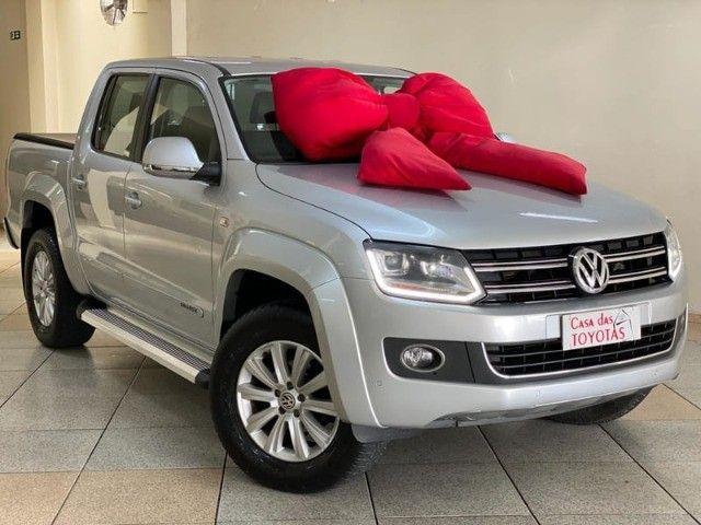 2016 Volkswagen Amarok Highline CD 2.0 4X4 Diesel AUT