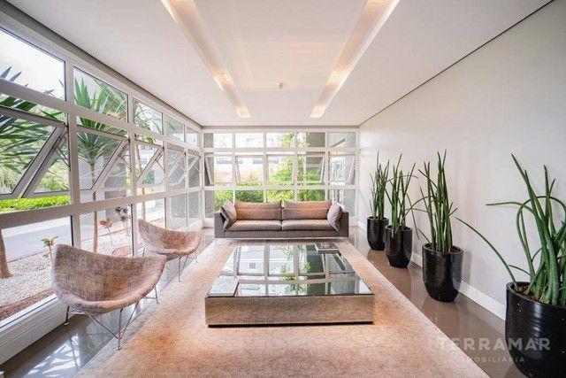 Apartamento com 3 dormitórios para alugar, 115 m² por R$ 5.000,00/mês - Centro - Novo Hamb - Foto 17
