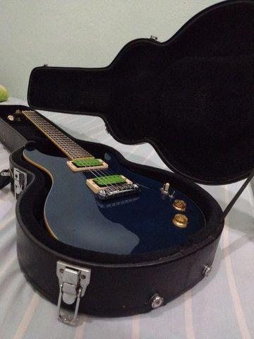 Guitarra Tagima pr200 com case - Foto 6
