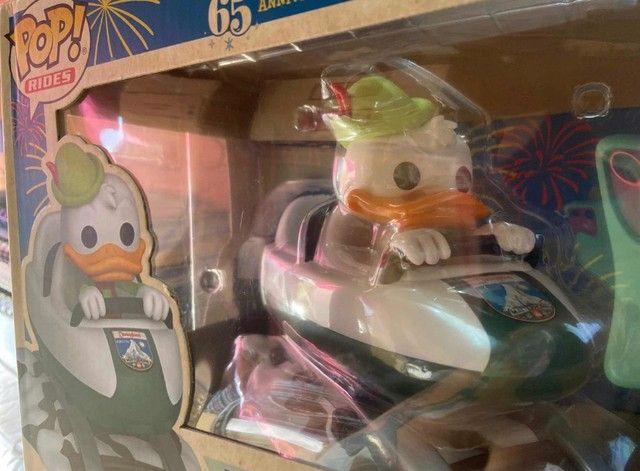 Funko Pop! Disneyland Resort - Donald Bobsleds Atraction #88 - Foto 3