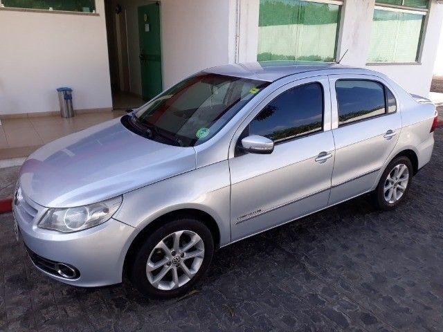 VW-Volkswagen Voyage 2012