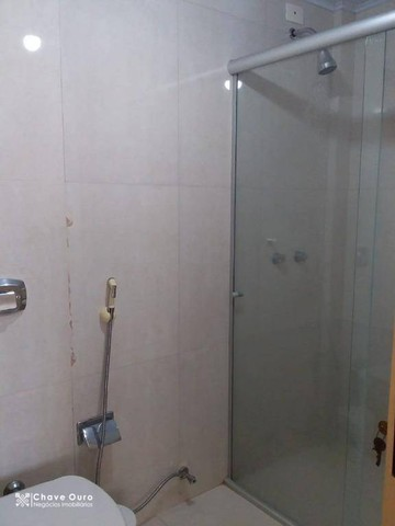 Apartamento com 2 dormitórios para alugar, 95 m² por R$ 1.100,00/mês - Centro - Cascavel/P - Foto 12