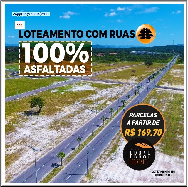 Loteamento Terras Horizonte%%%% - Foto 12