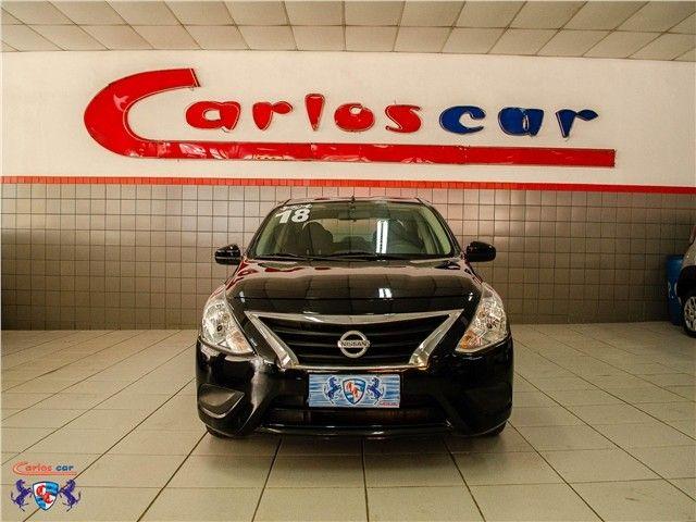 Nissan Versa 2018 1.6 16v flex sv 4p xtronic - Foto 2