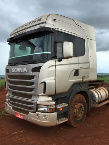 SCANIA R470 6X4 2010 HIGHLINE
