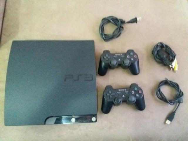 PlayStation 3 Silm