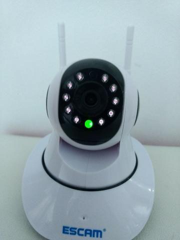 Câmera Segurança 355° IP Realizo instalação Alto Vale Não