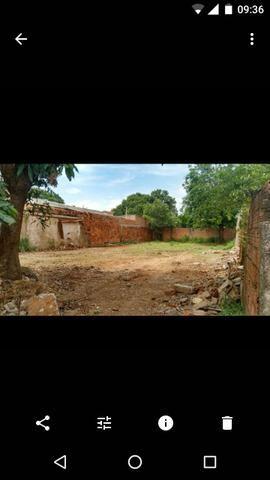 Terreno vila Eliane rua Dr Alfredo Aurélio de castro 347