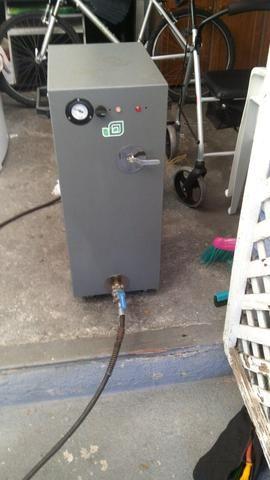 Maquina de vapor optiva