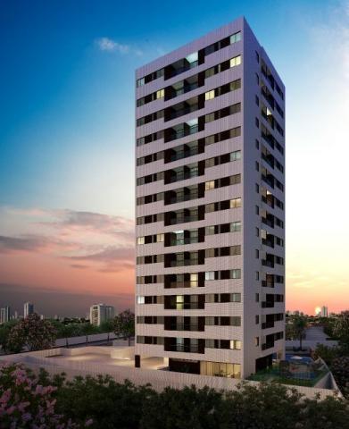 Lançamento Zona Norte, Apartamento com 03 Quartos, more na Jaqueira