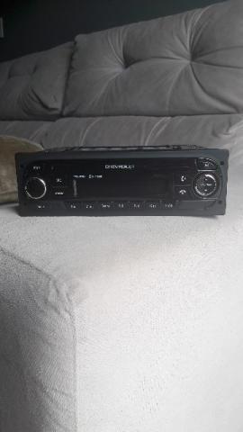 Aparelho de som automotivo Original Chevrolet (Rádio Mp3 Usb Bluetooth Auxiliar , Sem Cd)
